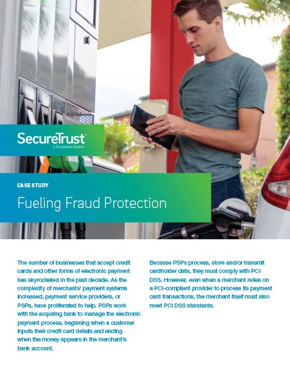 Case Study: Fueling Fraud Protection