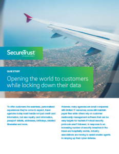ACTA SecureTrust Case Study Opening the World to Customers While Locking Down Their Data
