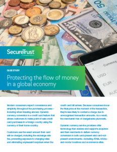 Case Study | Protecting the Flow of Money in a Global Economy | Monex