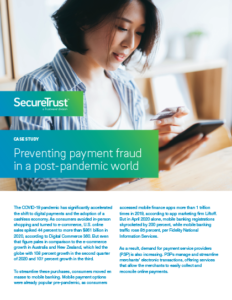 preventing payment fraud card access services and securetrust